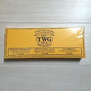 【新品】TWG ティーバッグセレクション 未開封