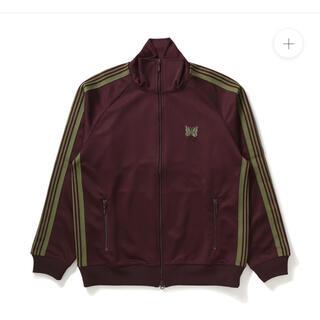 Needles - Lサイズ needles track jacket maroon 21aw