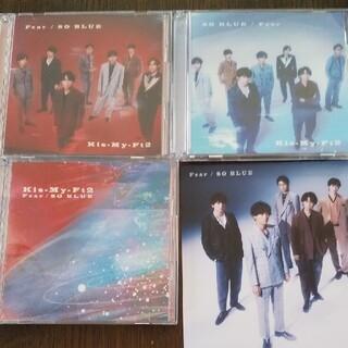 Kis-My-Ft2 - Fear/SO BLUE  Kis-My-Ft2 CD  DVD