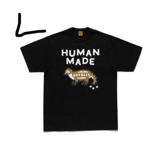"HUMAN MADE T-SHIRT #2103 ""Black""(Tシャツ/カットソー(半袖/袖なし))"