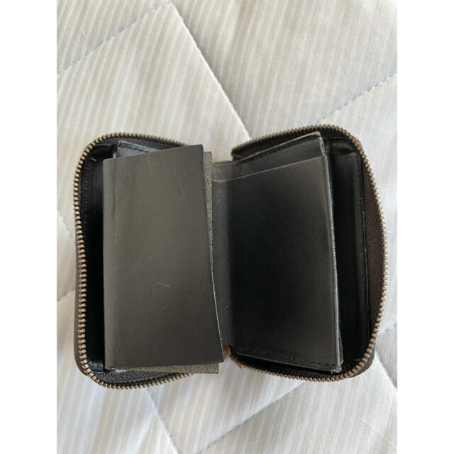 m+(エムピウ)の【エムピウ】m+ zonzo ゾンゾ ブラック メンズのファッション小物(折り財布)の商品写真