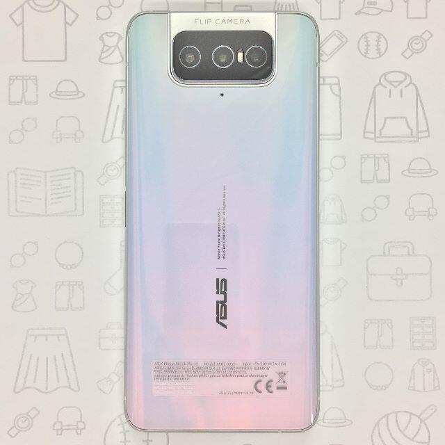 ASUS(エイスース)の【B】ZenFone 7 Pro/355411110513983 スマホ/家電/カメラのスマートフォン/携帯電話(スマートフォン本体)の商品写真