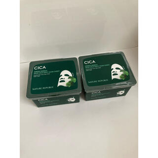 NATURE REPUBLIC - シカ デイリーシートマスク 30枚入り 2個セット