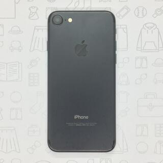 アイフォーン(iPhone)の【B】iPhone 7/32GB/355337086585970(スマートフォン本体)