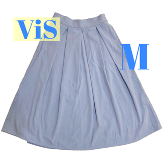 ヴィス(ViS)のスカート ViS(ひざ丈スカート)