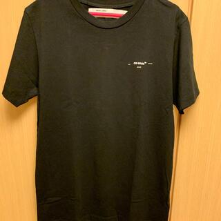オフホワイト(OFF-WHITE)の国内正規 20SS OFF-WHITE オフホワイト ロゴ Tシャツ(Tシャツ/カットソー(半袖/袖なし))