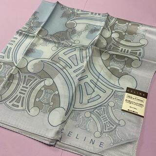 celine - <週末セール!!300円OFF!> CELINE(セリーヌ) ハンカチ
