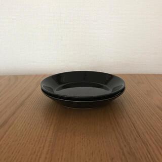 iittala - スコープ別注☆イッタラ☆ティーマ☆15cmプレート☆2枚☆ブラック