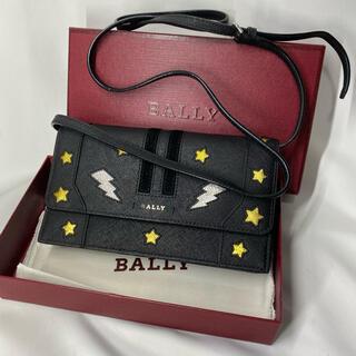バリー(Bally)のBALLY ショールダーバッグ ポシェット 美品(ショルダーバッグ)