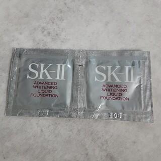 SK-II - SK-II アドバイスト ホワイトニング リクィット ファンデーション