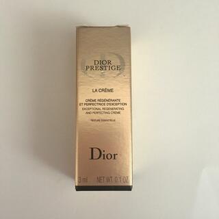 ディオール(Dior)のディオール プレステージ ラクレーム3ml プレミアムライン クリーム(フェイスクリーム)