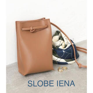IENA SLOBE - 未使用*SLOBE IENA ミニポシェット* オールシーズン使えます