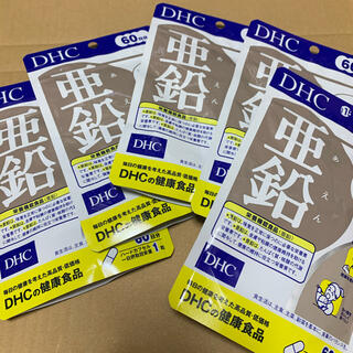 DHC - 【5袋】DHC 亜鉛 60日分 栄養機能食品