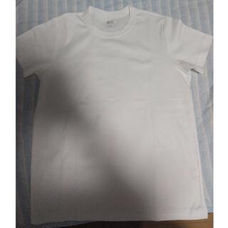 UNIQLO - ユニクロ クルーネックTシャツ XL ホワイト