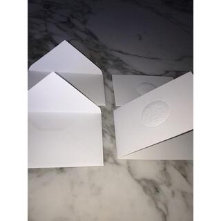 Hermes - エルメス メッセージカード 封筒 2点セット