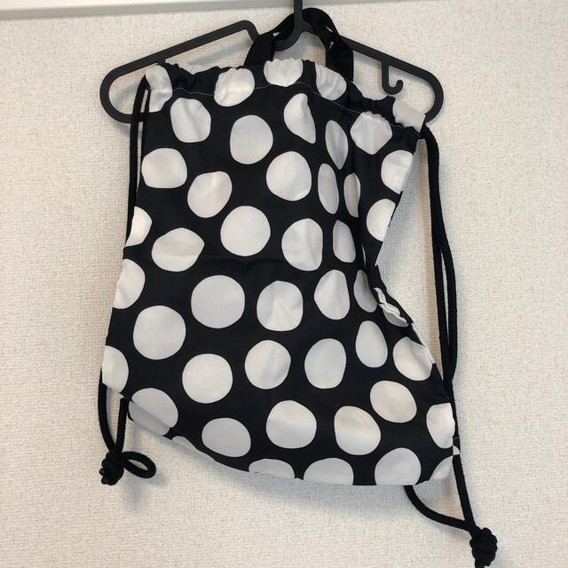 UNIQLO(ユニクロ)のナップサック メンズのバッグ(バッグパック/リュック)の商品写真