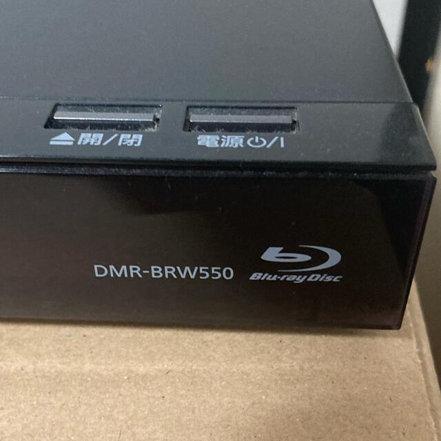 Panasonic(パナソニック)の【ちょー様専用】ブルーレイレコーダー DMR-BRW550 2019年製 スマホ/家電/カメラのテレビ/映像機器(ブルーレイレコーダー)の商品写真