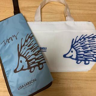 リサラーソン(Lisa Larson)のLISA LARSON 傘袋と保冷バッグのセット(弁当用品)