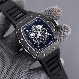 エムシックスティーン(M16)のリシャールミル RM055 メンズ 腕時計 自動巻き(その他)