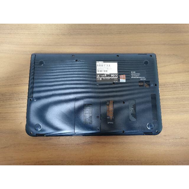東芝(トウシバ)の【東芝ノートパソコン】Core i7/SSD/office2019/メモリ8GB スマホ/家電/カメラのPC/タブレット(ノートPC)の商品写真