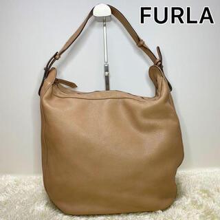 Furla - 【即日発送】FURLA  ショルダーバッグ ハンドバッグ レザー ベージュ