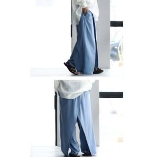antiqua - 5940円<税込>→4600円♪antiqua 巻き スカート ラップ パンツ♪