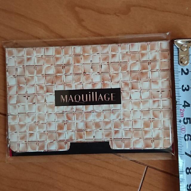 MAQuillAGE(マキアージュ)のMAQuillAGEあぶらとり紙5つセット コスメ/美容のメイク道具/ケアグッズ(あぶらとり紙)の商品写真