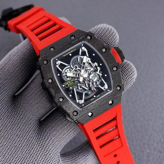 エムシックスティーン(M16)のリシャールミル RM35-02 メンズ 腕時計 自動巻き(その他)