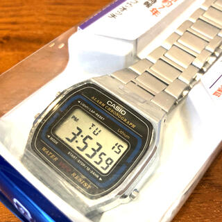 CASIO - CASIO カシオ A164WA-1 新品 未使用 腕時計 チープカシオ