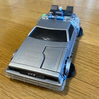 バンダイ(BANDAI)のデロリアン iPhoneケース(iPhoneケース)