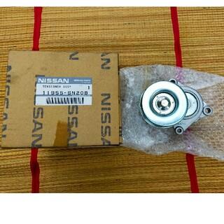 ニッサン(日産)の新品 QRエンジン用ベルトテンショナー 11955-6N20B(車種別パーツ)