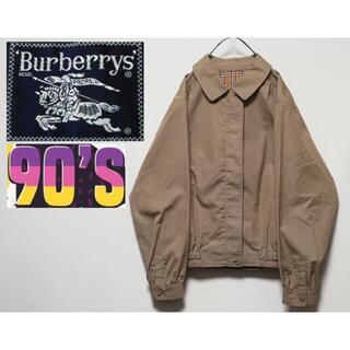 BURBERRY - 32 90年代 Vintage Burberrys スウィングトップノバチェック