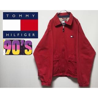 トミーヒルフィガー(TOMMY HILFIGER)の35 90'S TOMMY HILFIGER スウィングトップ(ブルゾン)