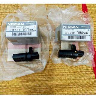 ニッサン(日産)の新品 TC24 クランク·カムポジションセンサーセット6N20C/6N20D(車種別パーツ)