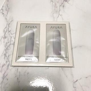 アユーラ(AYURA)のMAQUIAマキア2021年10月号付録アユーラリズムコンセントレートウォーター(サンプル/トライアルキット)