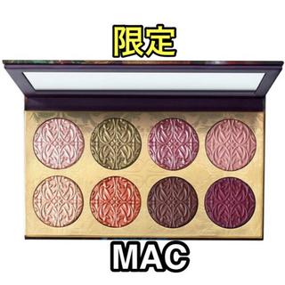 MAC - MAC マック アイシャドウ スモールアイシャドウ×8 フィーストユアアイズ