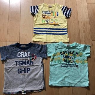 mikihouse - 美品 ミキハウス プッチーくん半袖 Tシャツ 90センチ