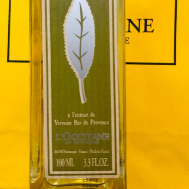 L'OCCITANE(ロクシタン)のロクシタン ヴァーベナオードトワレ♡ コスメ/美容の香水(ユニセックス)の商品写真