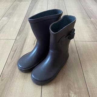 MARKEY'S - USED 長靴 レインブーツ シンプル ブラウン 17
