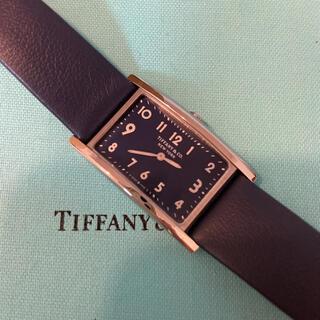 Tiffany & Co. - ティファニー Tiffany イーストウエスト ミニ ウォッチ 腕時計