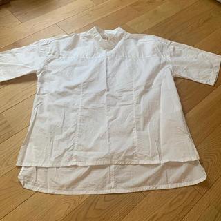 ムジルシリョウヒン(MUJI (無印良品))の無印 ブラウス(シャツ/ブラウス(半袖/袖なし))