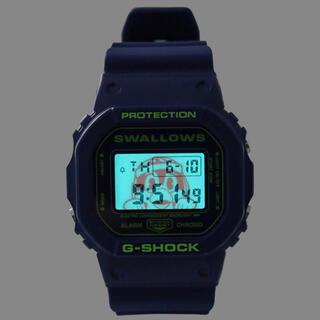G-SHOCK - G-SHOCK(2021年Swallowsモデル)