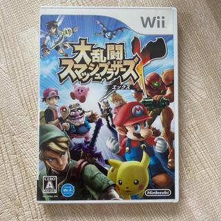 Wii - 大乱闘スマッシュブラザーズX Wii スマブラ