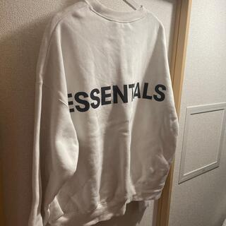 Essential - ESSENTIAL スウェット fear of god