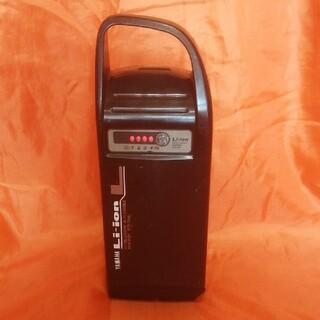 ヤマハ(ヤマハ)のヤマハ[ブリジストン]電動自転車バッテリー X60-21  8.1Ah 良品(パーツ)