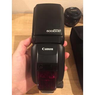 Canon - 「訳あり・ジャンク」Canon Speedlite 600ex-rt