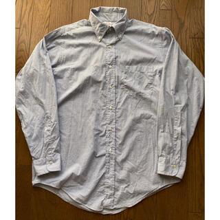 ブルックスブラザース(Brooks Brothers)のBrooks brothers makers check shirt (シャツ)