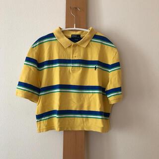 ラルフローレン(Ralph Lauren)のPolo ラルフローレン ポロシャツ イエロー(ポロシャツ)