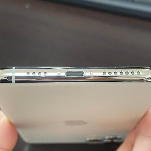 Apple(アップル)のiPhone 11 Pro Max 256GB SIMフリー スマホ/家電/カメラのスマートフォン/携帯電話(スマートフォン本体)の商品写真
