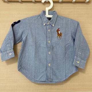 Ralph Lauren - ラルフローレン 100 ダンガリーシャツ